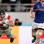 Rugby World Cup - Hosts Japan defeats Russia to win tournament opener
