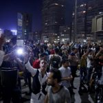 Anti-Sisi protests break out in Egypt, Many Arrested