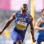 World Athletics Championships: Christian Coleman claims world 100m title