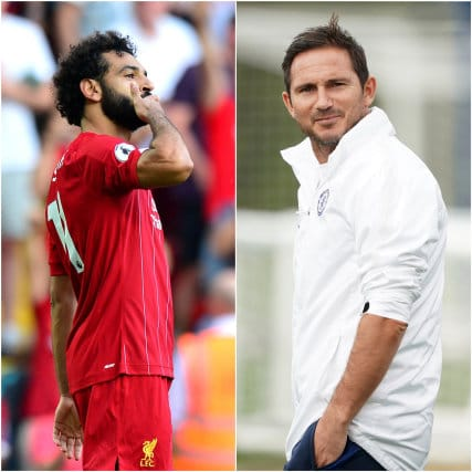 Chelsea Boss Lampard Lavishes praise on Footballstar Salah