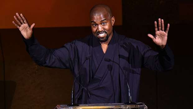 I'm Quitting Secular Music For Gospel - Kanye West Reveals