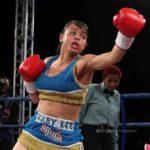 Female World Champion Fighter, 'Baby Lee' Shot Dead By Her Police Officer Boyfriend