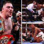 Anthony Joshua vs Andy Ruiz: Joshua vows to regain his titles in Saudi Arabia