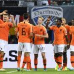 Netherlands claim big Euro 2020 qualifying win over Germany
