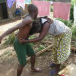 Drunk Man Beats His Wife To Stupor For Refusing Him Sex (Photo)