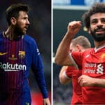 Salah can match Messi if he becomes less selfish in front of goal -Arsene Wenger