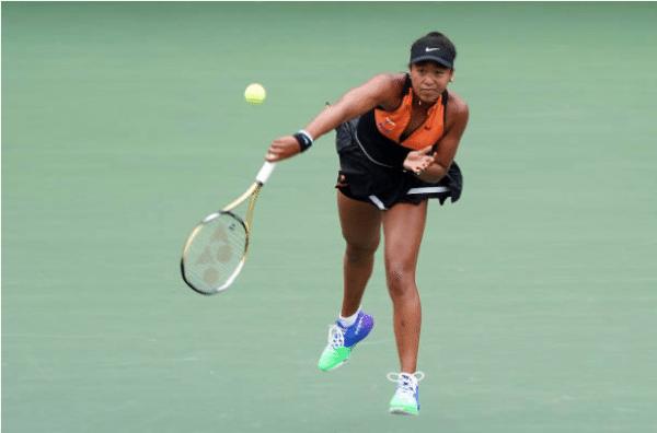 Tennis - Naomi Osaka wins Inaugural Pan Pacific Open by beating Anastasia