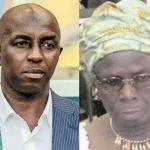 Ex Super Eagles Coach, Samson Siasia's Mum Set Free After 75 Days In Captivity