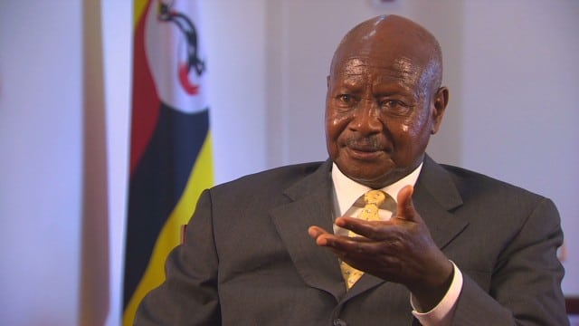 Ugandan President seeks mandatory death penalty for murders after nephew's slaying