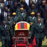 Robert Mugabe funeral: Past and Present Leaders pay tributes and calls him Liberation Hero