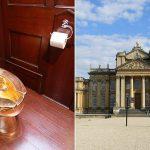 18-carat Gold Toilet stolen in Blenheim Palace burglary