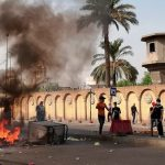 Three more killed as anti-government protests escalate in Baghdad