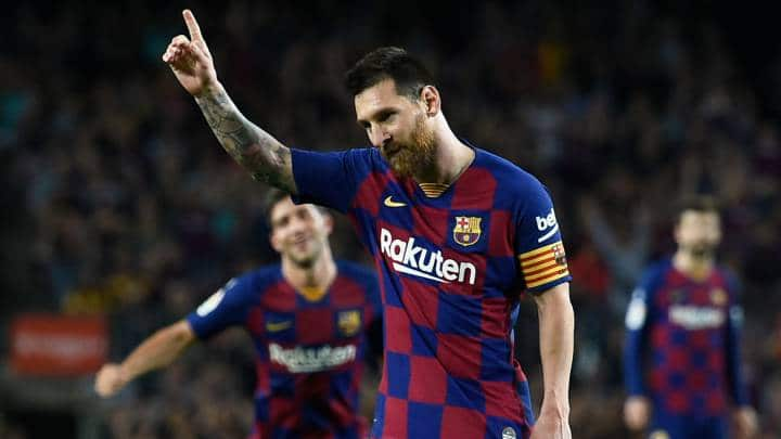 Messi Breaks Another Ronaldo Record