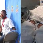 Ghanaian Woman Delivers Quintuplets After 20 Years Of Marriage Without a Child