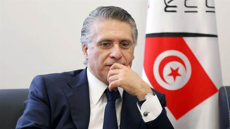 Tunisian presidential candidate released from prison