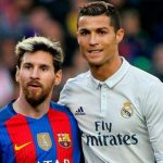 I wanted Ronaldo to stay at Real Madrid - Messi