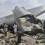 In Congo - Cargo plane crashes with presidential staff on board