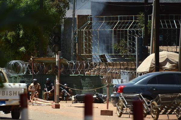 Burkina Faso mosque attack kills 15 worshippers
