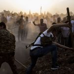 Turkey Syria offensive: 100,000 flee homes as assault Increases