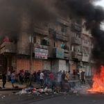 Nearly Hundred dead in Iraqi Anti - government protest