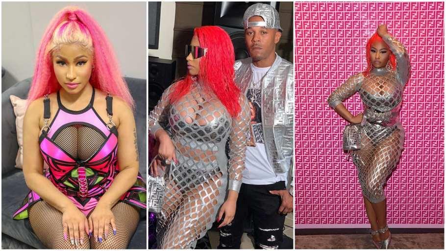 American Rapper Nicki Minaj Ties The Knot With Fiancè, Kenneth Petty