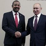 Russia-Africa: President Putin congratulates Ethiopia PM, calls for more trade