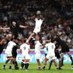 Rugby World Cup: England Defeats champions New Zealand
