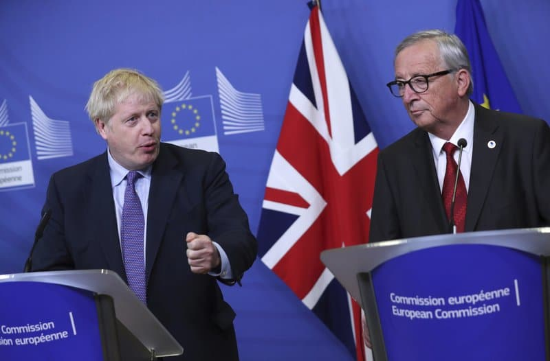 UK is going to leave the EU by Oct. 31 - Minister
