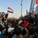 More than 60 killed in second wave of Iraq's anti-government protests