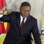 President Filipe Nyusi wins 73% of vote in Mozambique election