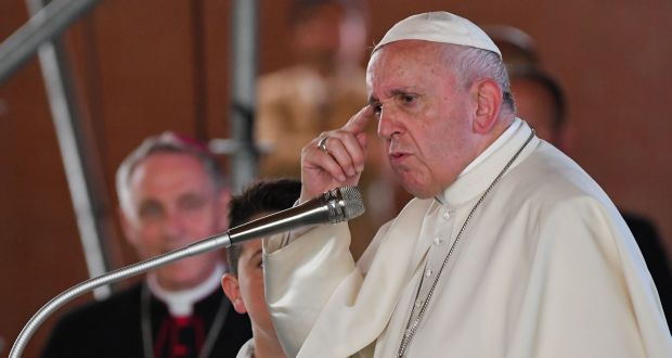 Vatican synod proposes ordaining married men as priests in the Amazon