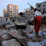 Deadly magnitude 5.9 earthquake hits northwestern Iran