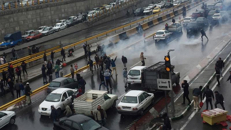Iran: Protests erupt over shocking petrol price hike