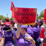 Striking Unions threaten to ground South Africa's aviation industry
