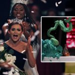Biochemist wins Miss America 2020 after on-stage experiment