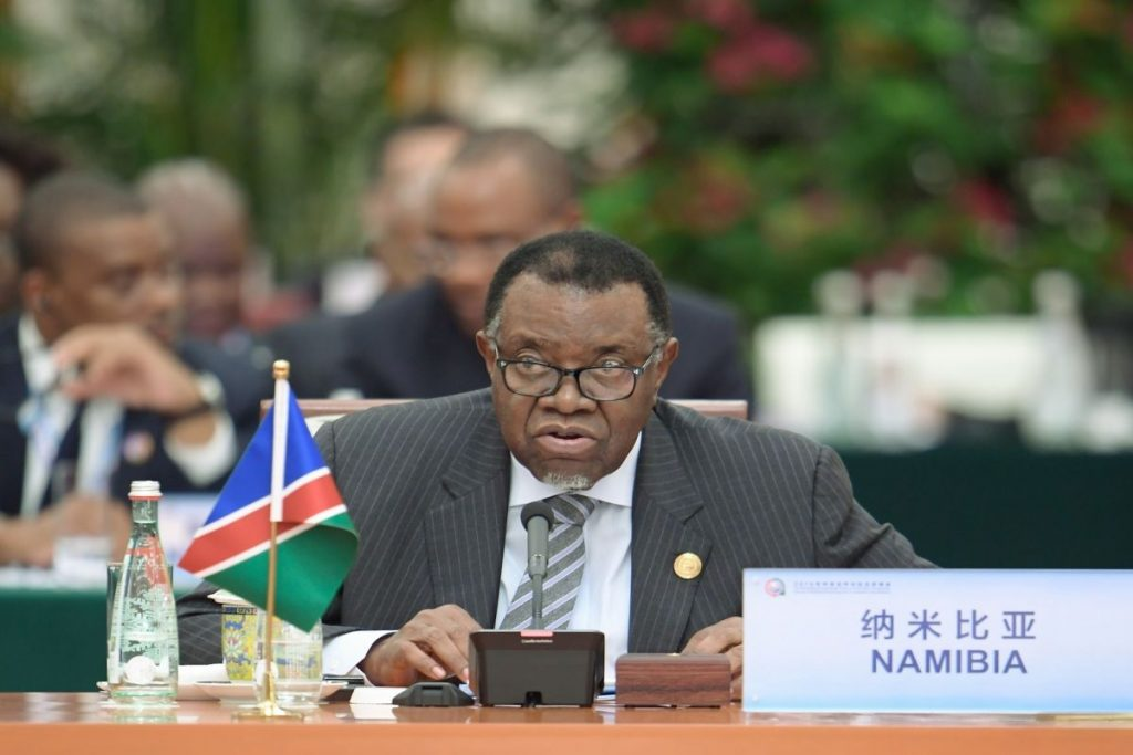 Namibia's President Hage Geingob wins re-election despite Scandal