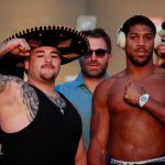 """""""I Have No Fear In My Mind"""" - Anthony Joshua Says Ahead of Today's Fight"""