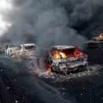 Sad - Church members burnt in Lagos pipeline explosion