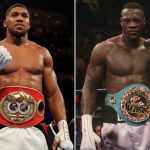 Joshua Set to make $262m in Wilder fight