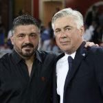 Gennaro Gattuso Replaces Sacked Carlo Ancelotti As Napoli Head Coach