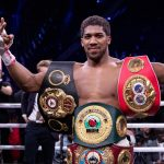 Anthony Joshua Set To Present His World Championship Belts To President, Buhari