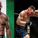 Nigeria's Kamaru Usman Beats Colby Covington To Retain UFC Welterweight Title (Video)