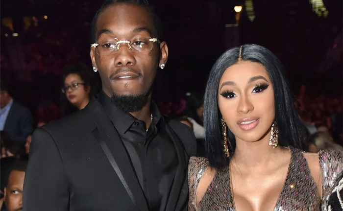 Rapper Cardi B gifts offset N180 million for his birthday