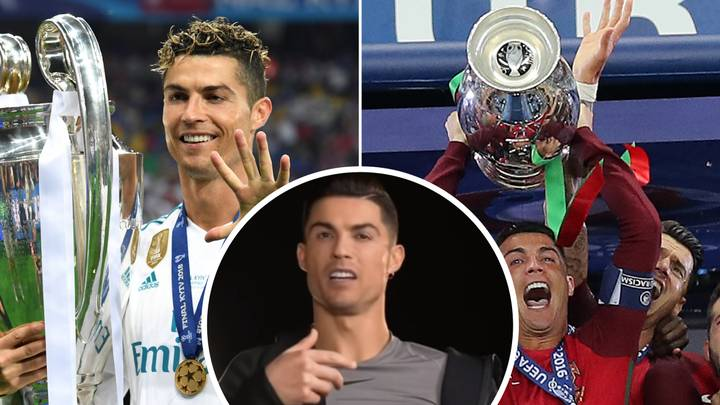 I'm not interested in becoming a coach, but never say never - Ronaldo