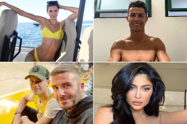 24-Year-Old Kendall Jenner And 34-Year-old Cristiano Ronaldo Named Instagram's Highest Earners