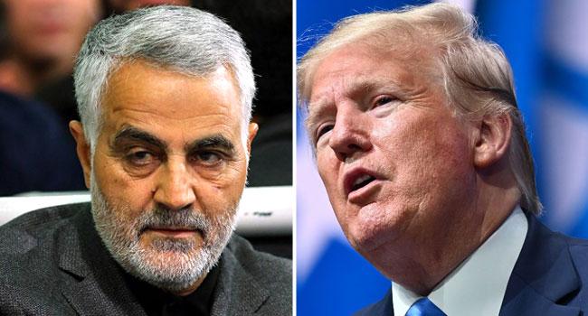 President Trump threatens sanctions and warns Iran of major retaliation