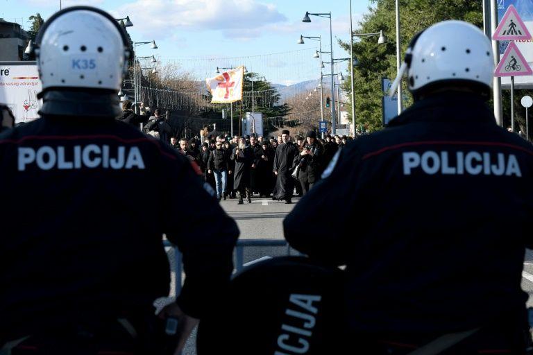 Montenegro celebrates Orthodox Christmas in tense climate