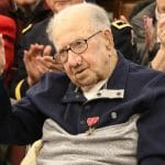 103-year-old World War II veteran finally gets his combat medals, 75 years later