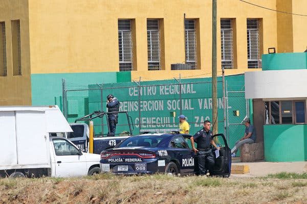 Riot in Mexico prison leaves 16 inmates dead