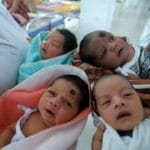 In India - Over 67,000 Babies Welcomed on New Year's Day